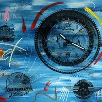 Breitling tableau peinture acrylique pop art breitling