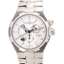 Vacheron Constantin Overseas Dual Time 47450 Steel, 42mm
