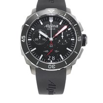 Alpina Seastrong Collection Diver 300 Chrono Quartz AL-372LBG4V6