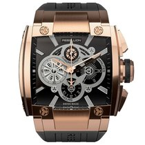 Rebellion RE Limited By Dial Chrono Gold 5N