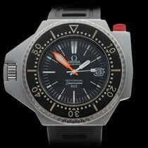 Omega Seamaster Ploprof Stainless Steel Gents