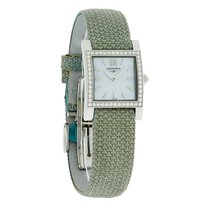 Longines Dolce Vita Mini Ladies Mop Stainless Steel Watch...