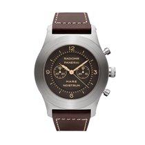 Panerai Mare Nostrum Titanio Limited Edition Manual Mens watch...