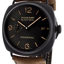Panerai PAM00505 Radiomir Composite Black Seal PAM 505 45mm...