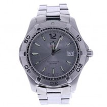 TAG Heuer Aquaracer Automatic-self-wind Mens Watch Waf1112