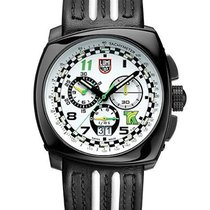 Luminox Tony Kanaan Limited Edition Chrono - Black PVD -...