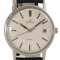 Omega Vintage De Ville Geneve Men's Steel Watch, Year...