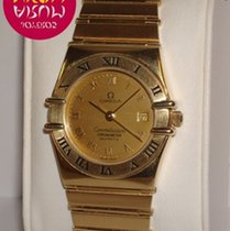 Omega Constellation Gold