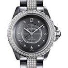 Chanel H3106 J12 Chromatic Titanium Ceramic 38mm Unisex Watch