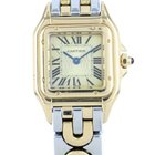 Cartier Panthere W25029B6 Steel & Gold