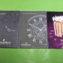 Audemars Piguet kit complete warranty and booklets