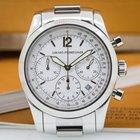 Girard Perregaux Classique Elegance Chronograph White Dial SS...