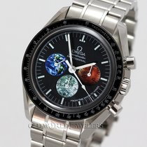 Omega Speedmaster From Moon to Mars