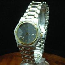 Ebel 1911 18kt 750 Gold / Edelstahl Unisexuhr Inkl Box / Ref...