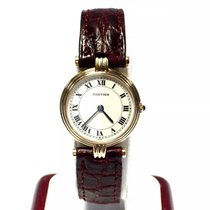 Cartier Trinity Ladies Watch 18k Yellow, White & Rose Gold...