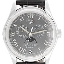 Patek Philippe Men's  Annular Watch 5056 P or 5056P Gray Dial