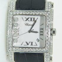 Chopard Happy Sport II Square XL ,aftermarket set diamonds