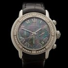 Raymond Weil Parsifal Chronograph Diamonds MOP Stainless Steel...