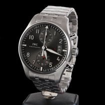 IWC spitfire chronograph steel