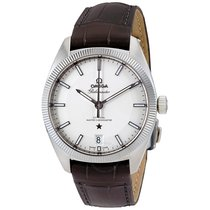 Omega Constellation Globemaster Silver Dial Automatic Men'...