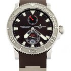 Ulysse Nardin Maxi Marine Diver Ref 263-33-3/95 – Warranty...