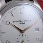 Baume & Mercier Clifton Automatic 41mm Steel on Brown...