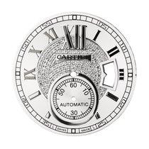 Cartier Calibre de Cartier Diamond Pavé Custom Dial
