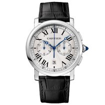 Cartier Rotonde Automatic Chronograph Date Mens watch WSRO0002