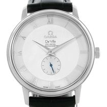 Omega Deville Prestige Co-axial Small Seconds Mens Watch...