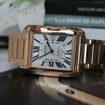 Cartier Tank Anglaise Watches