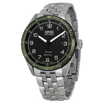 Oris Calobra GT Limited Edition Automatic Black Dial Stainless...