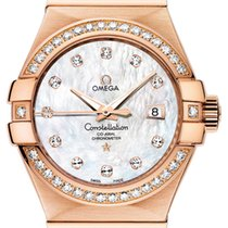 Omega Constellation Co-Axial Automatic 31mm 123.55.31.20.55.001