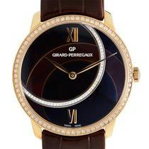 Girard Perregaux Girard-perregaux 1966 18 K Rose Gold With...