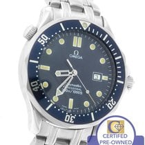 Omega Seamaster Professional 300M 2541.80 Blue Wave Automatic...