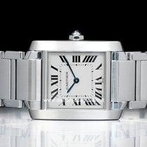 Cartier Tank Francaise Medium W51003Q3 / 2301