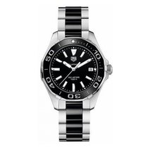 TAG Heuer Aquaracer 35mm Date Quartz Ladies Watch Ref WAY131A....