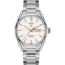 TAG Heuer Carrera Automatic Day Date Men's watch WAR201D.B...