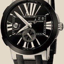 Ulysse Nardin Functional  Executive Dual Time