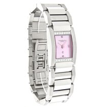 Philippe Charriol Megeve Ladies Diamond Quartz Watch MGVSD.400...