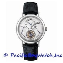 Breguet Tourbillon Power Reserve 3657PT/12/9V6 Pre-Owned