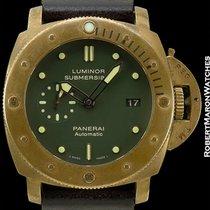 Panerai Bronzo Pam00382 Luminor Submersible 1950 3 Days Automatic