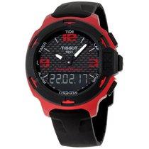 Tissot T-race Touch Aluminium Black Dial Mens Sports Watch...