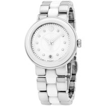 """Movado Women's 0606540 """"""""cerena"""""""" Stainles..."""