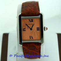 Cartier Tank Solo Ladies W1018255 Pre-owned