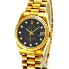 Rolex Datejust, Medium, Ref. 68278, 18k Yellow Gold, Bj. 1989