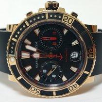 Ulysse Nardin Maxi Marine Diver Chronograph 8006-102