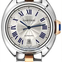 Cartier [NEW] Cartier Cle DeCartier 40mm W2CL0002 (Retail:HK$7...