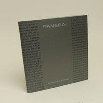 Panerai Booklet for Luminor