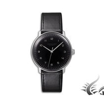 Junghans Max Bill, Black, J800.1