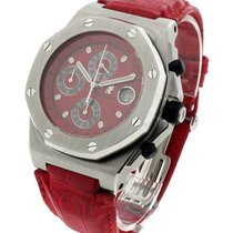 Audemars Piguet Vintage Offshore with Red Dial